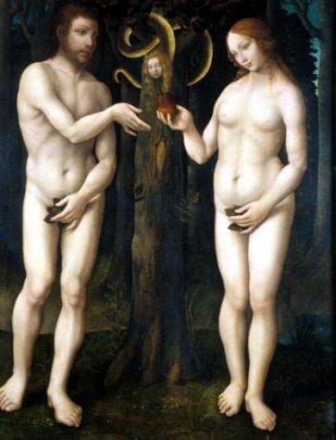 Adam&Eve Master of Lucretia