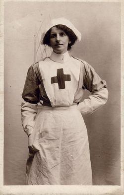 Nurse Red Cross