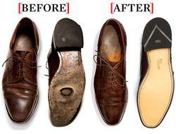 Shoe repairs