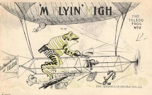 1905.ToledoFrog.FlyinHigh
