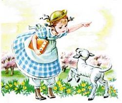 Mary-had-a-little-lamb