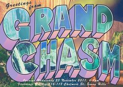 Grand Chasm