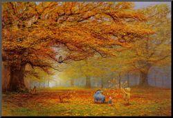 Winnie the Pooh Peter Ellenshaw