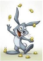 Juggling Bunny