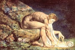 William-blake-newton