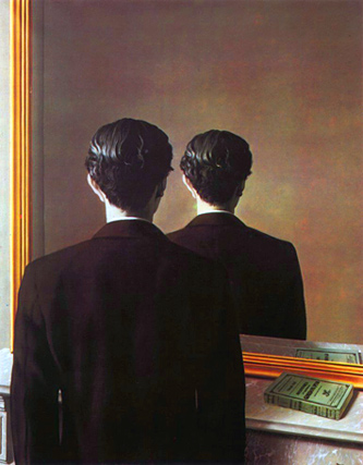 Magritte - Mirror