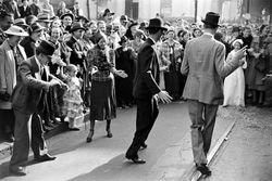 Mardi Gras in New Orleans, 1938