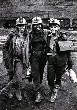 Coal Miners Women