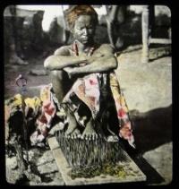 Yogi vintage postcard