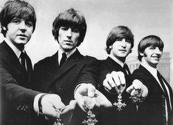 The Beatles medals