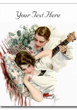 Serenading