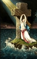 Faith, clinging to cross  02-21-2013 11-12-39 PM