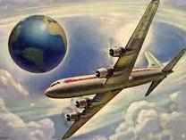 Aviator In The Clouds