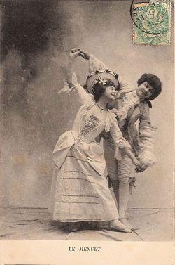 Two Fairies Dancing