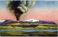 Volcanic Eruption Iceland