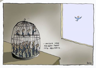 Leunig setting yourself free