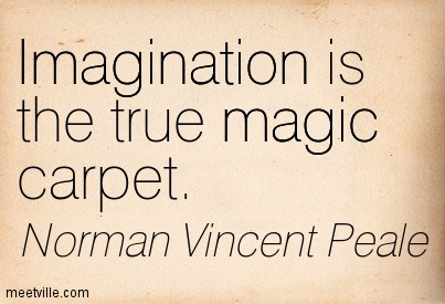 Through Imagination A Lost Opportunity Is Regained