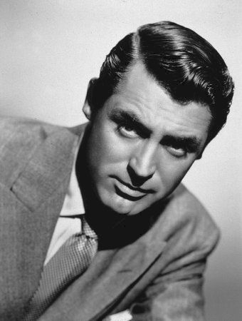 In a Portrait  The Best Of A Mans Traits And Character Are Idealized Cary Grant