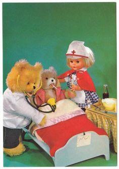 Children's Ward In A Hospital