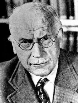 Carl Jung The Professor