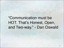 Telephone Linesmen communicating