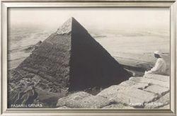 Pyramid of Kephren