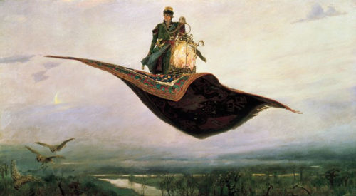 Magic Carpet Vasnetsov_samolet
