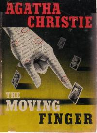 A Moving Finger Points To Significant Passages In A Book