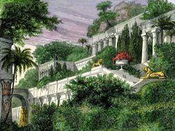Moonlit Fields That Were Once Babylon