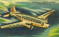 A Plane Performing A Nosedive